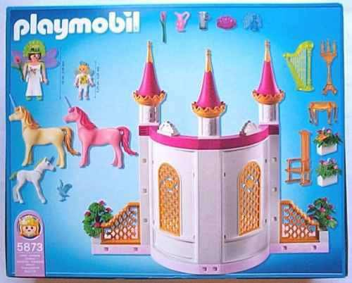 Playmobil petit chateau