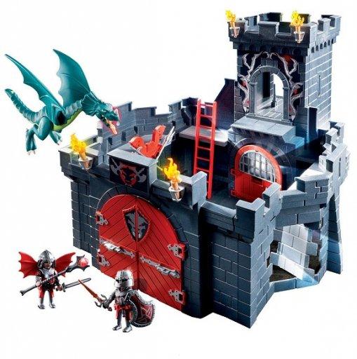 Chateau noir playmobil