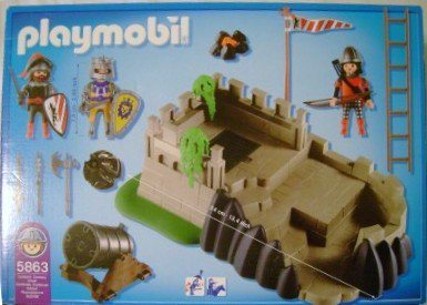 Playmobil forteresse