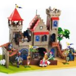 Chateau playmobil royal