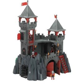 Chateau rouge playmobil