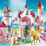 Playmobil palais de princesse pas cher