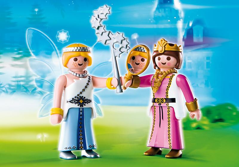 Playmobil fee princesse