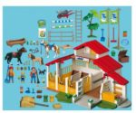Centre equestre playmobil