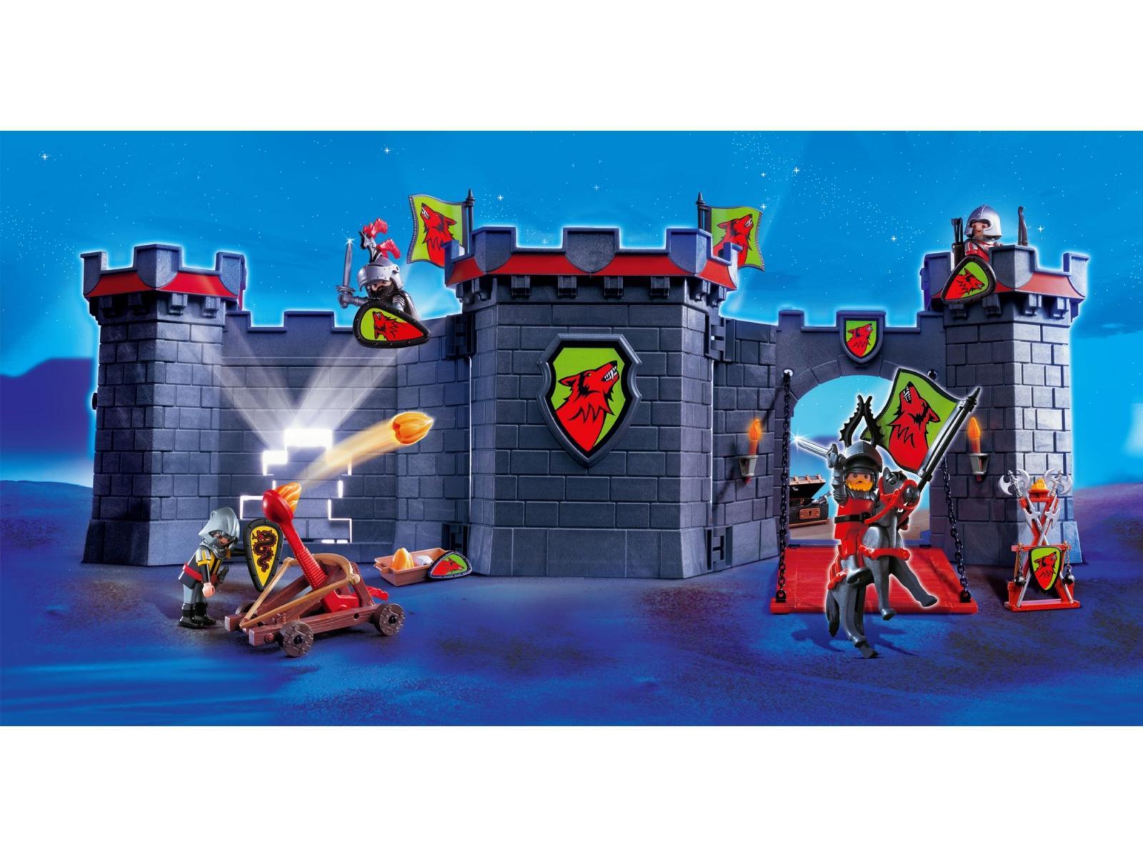 Playmobil chateau chevalier