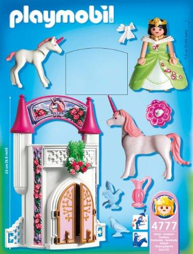 Mini chateau playmobil