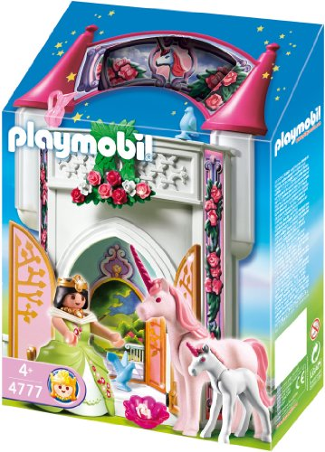 Mini chateau princesse playmobil
