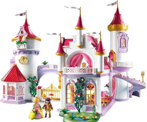 Chateau de princesses playmobil