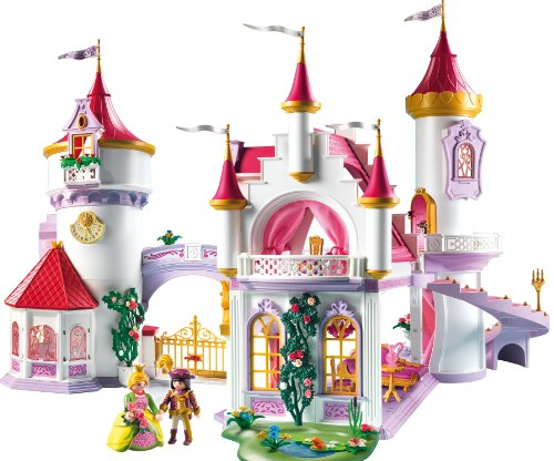 Chateau playmobil de princesse