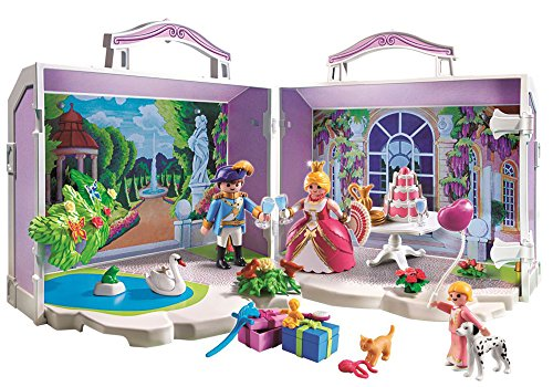 Playmobil transportable princesse