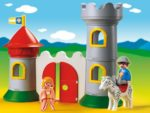 Chateau fort playmobil 123