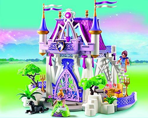 Chateau princesse cristal playmobil