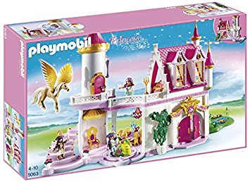 Playmobil princess chateau