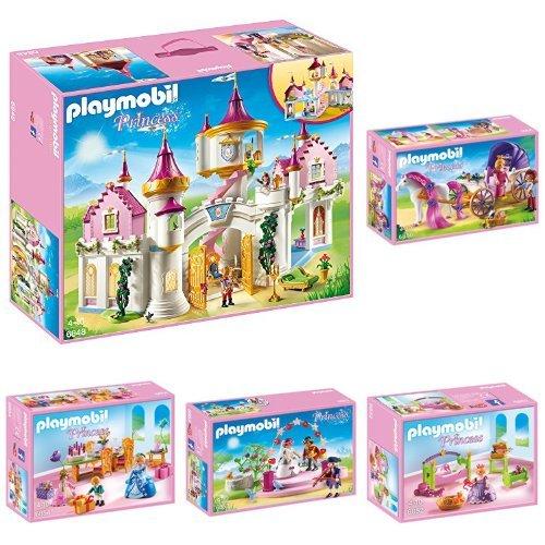 Les princesses playmobil