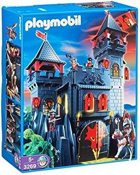 Playmobil chevalier chateau