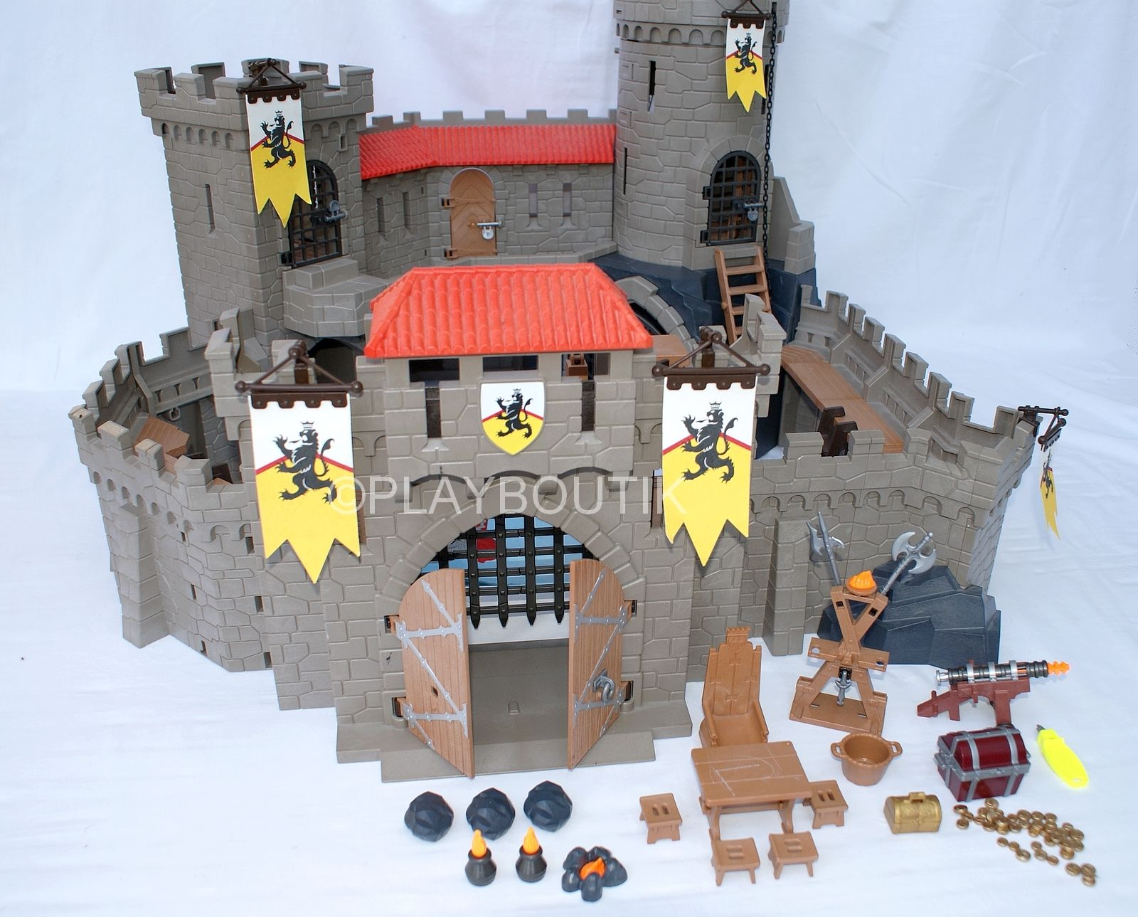 Chateau pirate playmobil