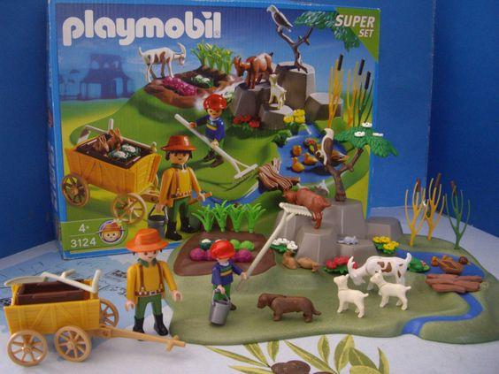 Playmobil occasion