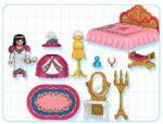 Playmobil lit princesse