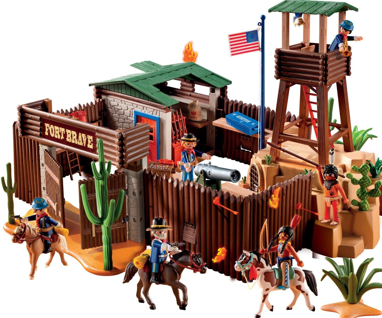 Chateau western playmobil