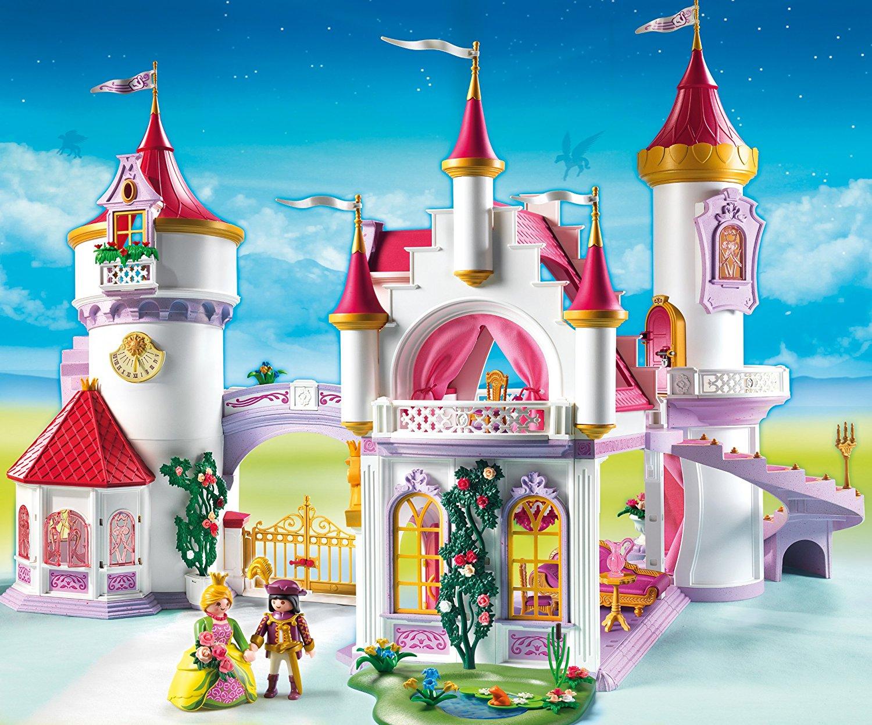 Chateau playmobil fairies