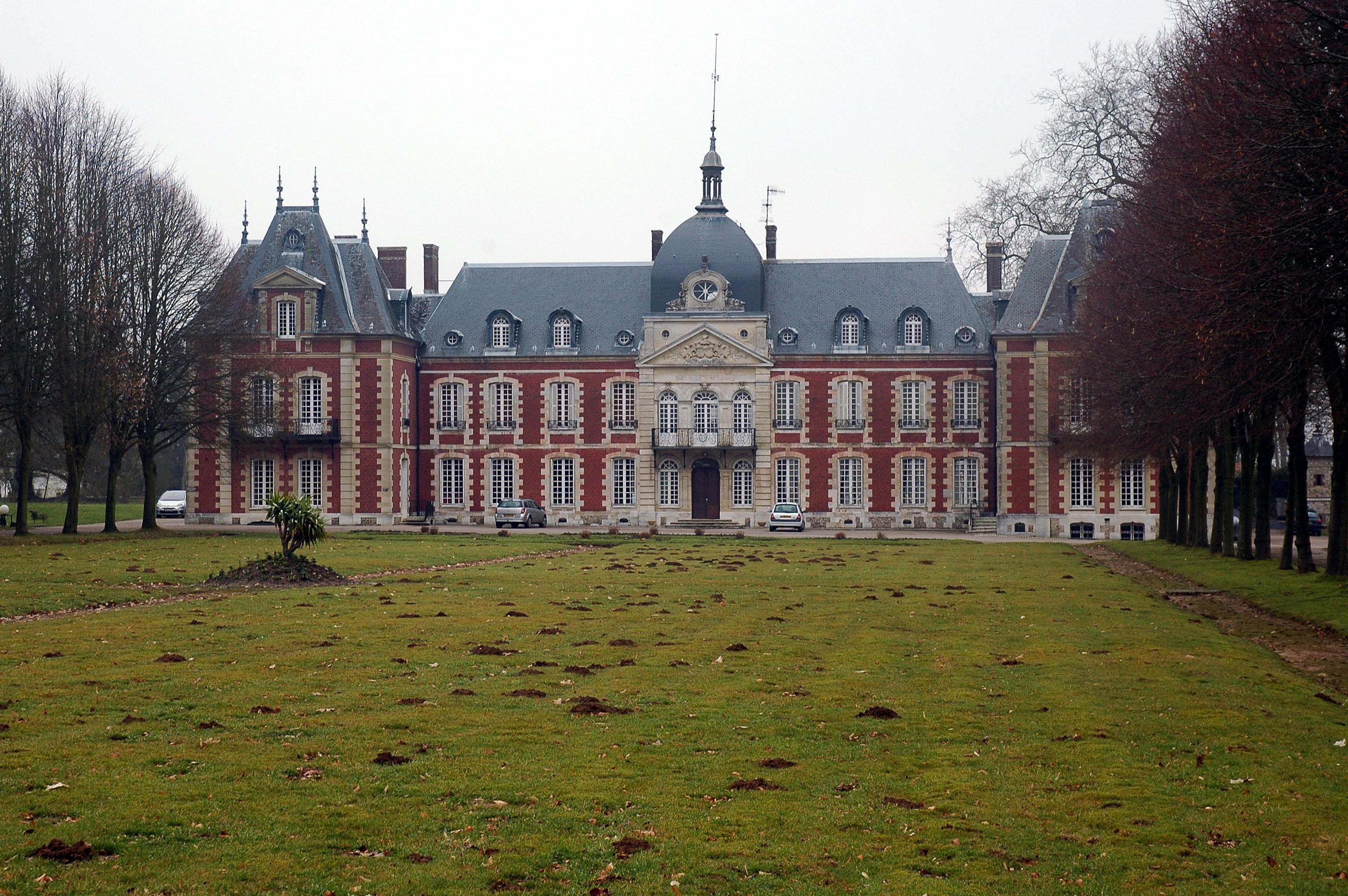 Chateau en bois