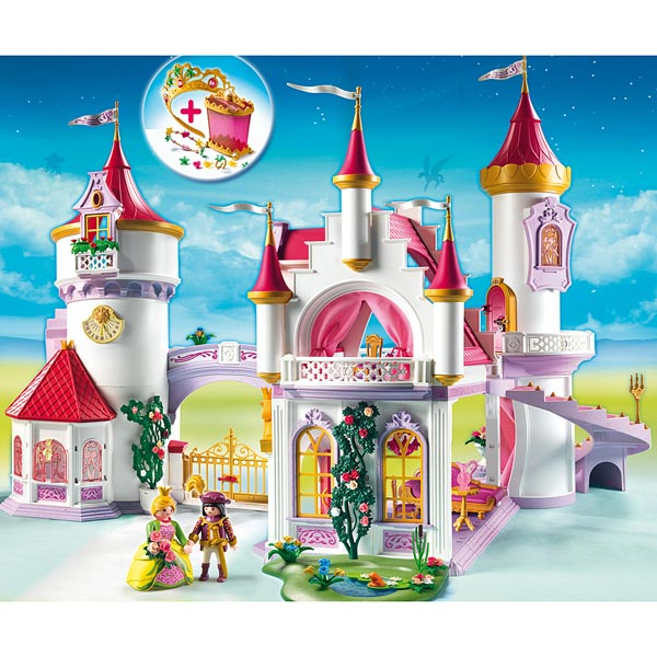 Chateau playmobil princesse