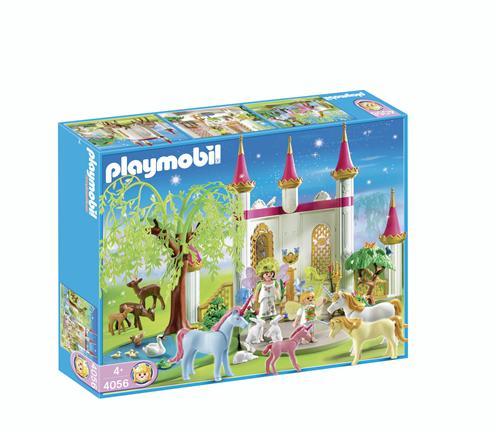 Playmobil pavillon des fées
