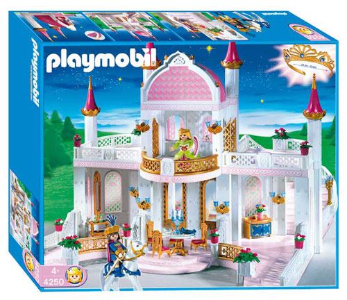 Chateau princesse playmobil occasion
