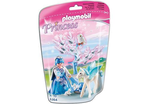 Playmobil fée hiver