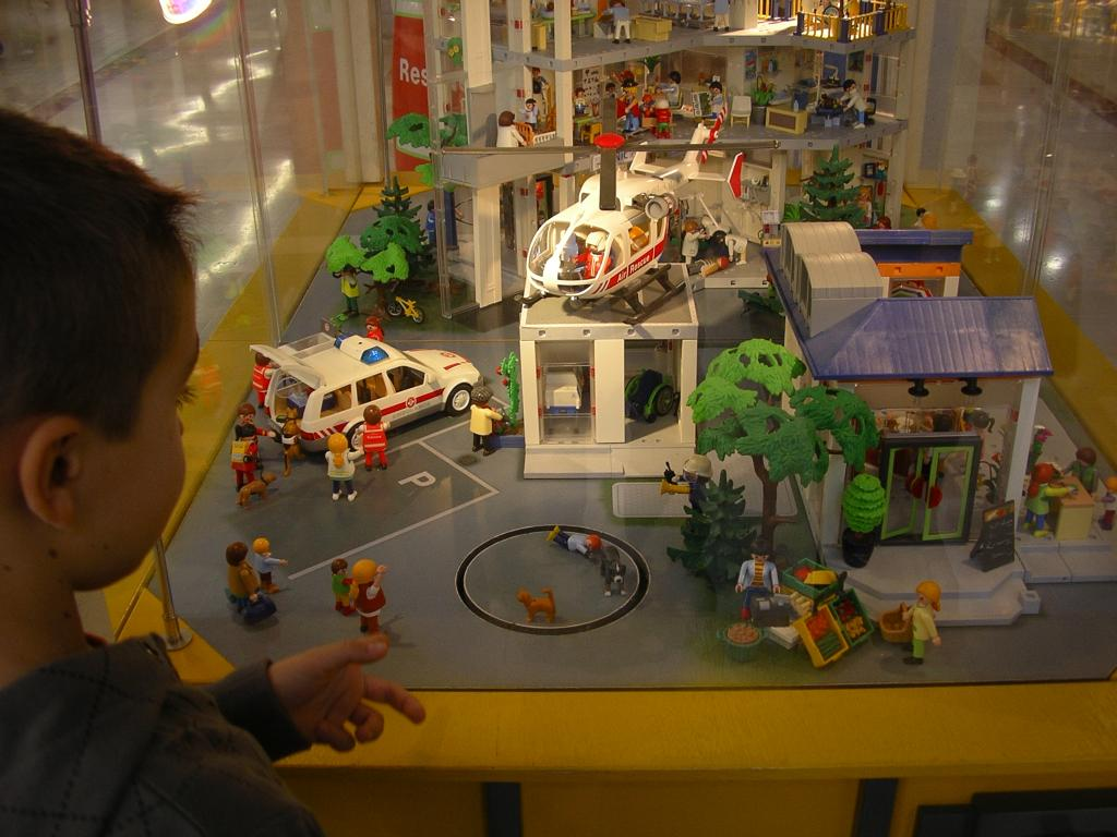 Playmobil princesse leclerc