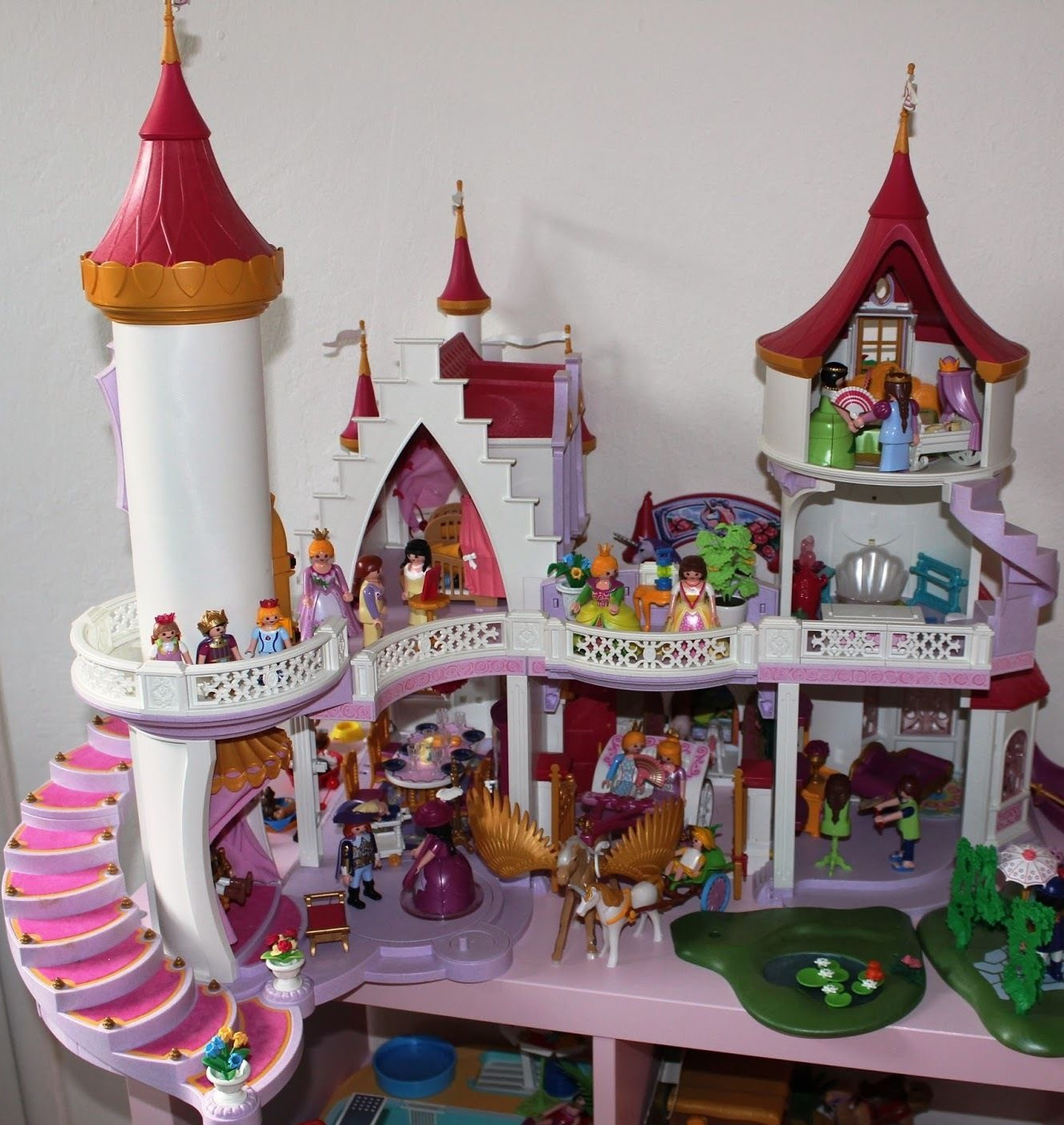 Playmobil princesse occasion