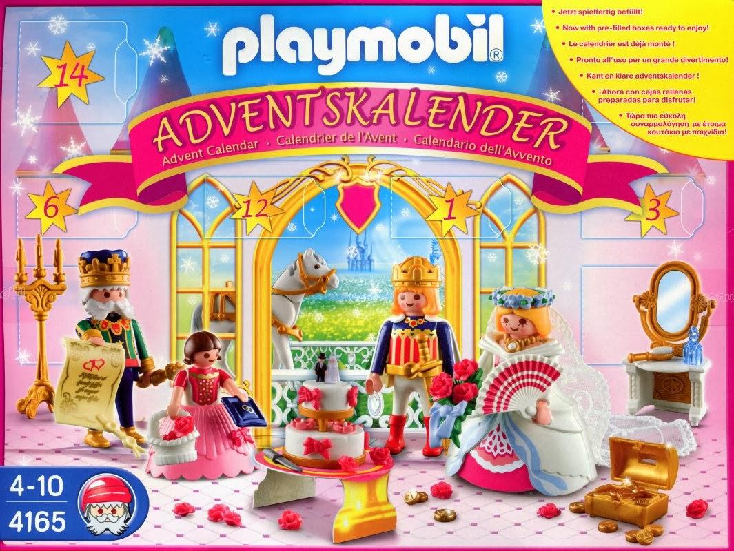 Playmobil prince et princesse