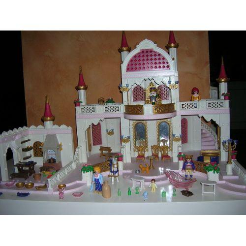 Chateau princesse playmobil prix