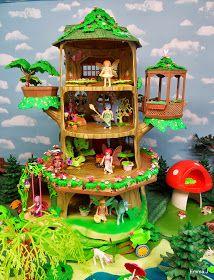Playmobil fairies chateau