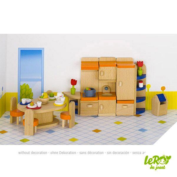 Playmobil cuisine chateau