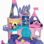 Chateau princesse little people