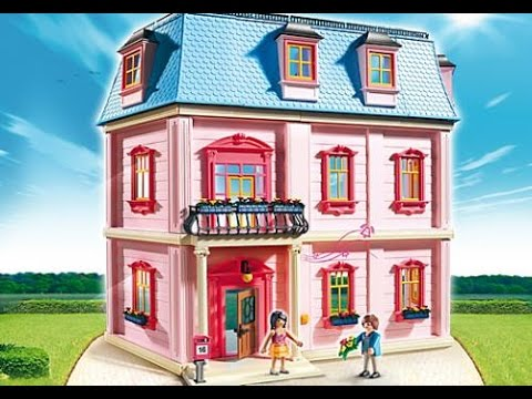Maison playmobil prix