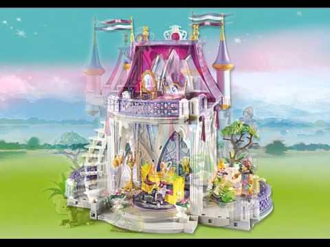 Palais de cristal playmobil