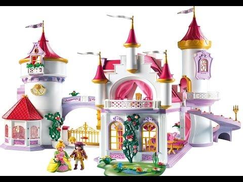 Chateau de playmobil princesse
