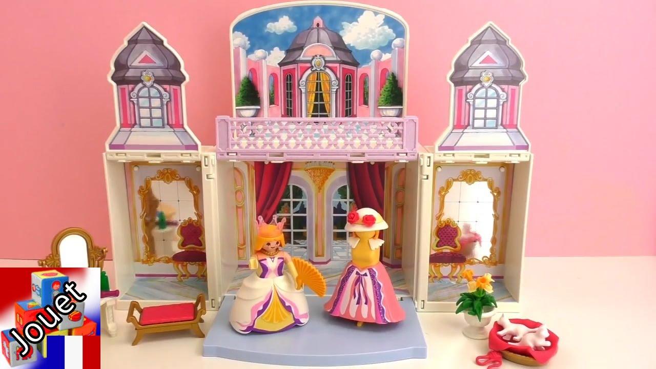 Playmobil maison princesse