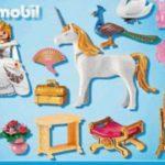Pack playmobil princesse