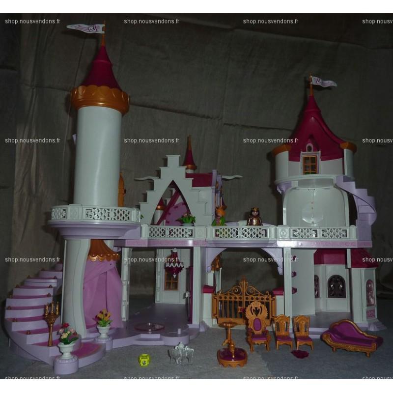 Playmobil 5142 palais de princesse