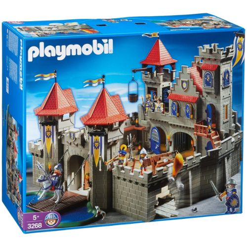 Prix grand chateau royal playmobil