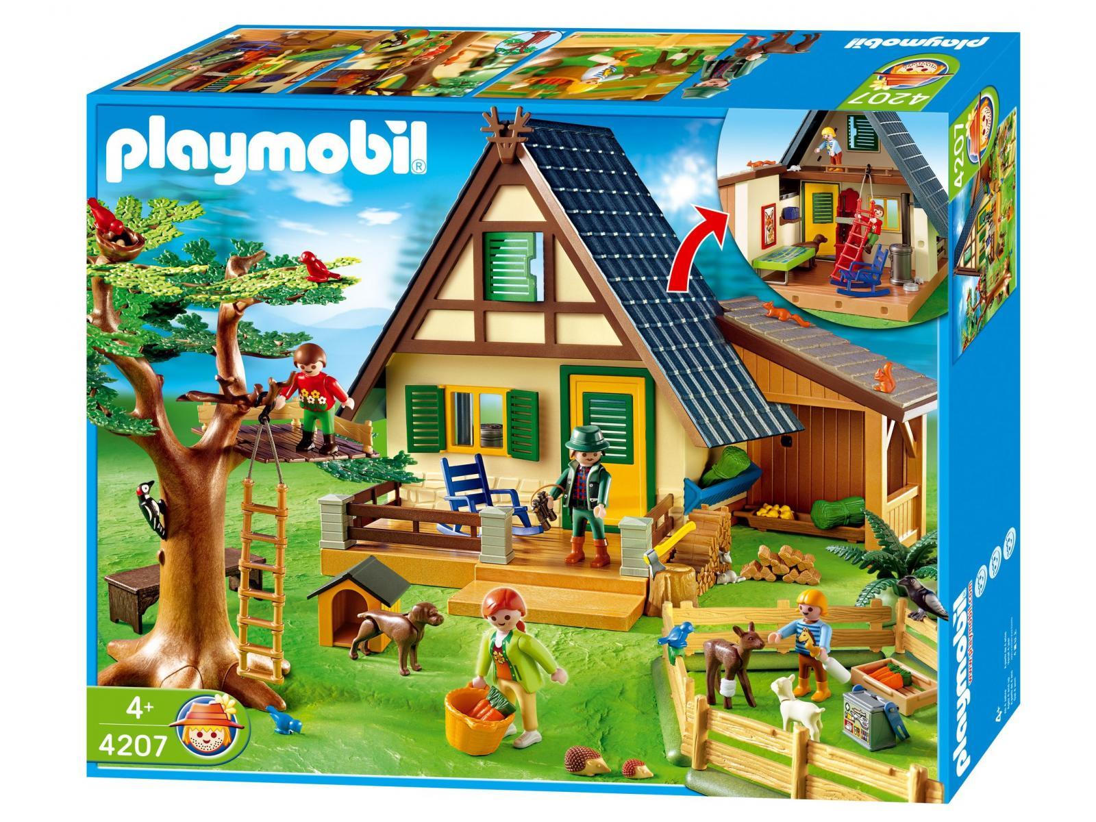 Maison ferme playmobil