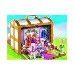 Coffre transportable princesse playmobil