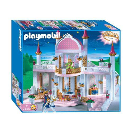 Achat chateau playmobil