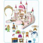 Playmobil chateau princesse prix