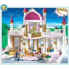 Chateau fille playmobil
