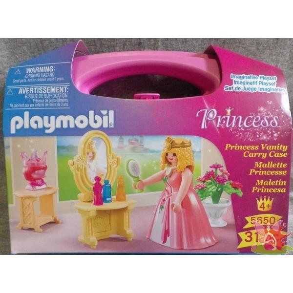 Playmobil princesse valise
