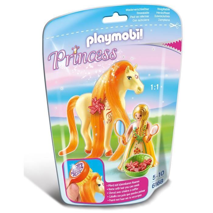 Playmobil princesse cheval